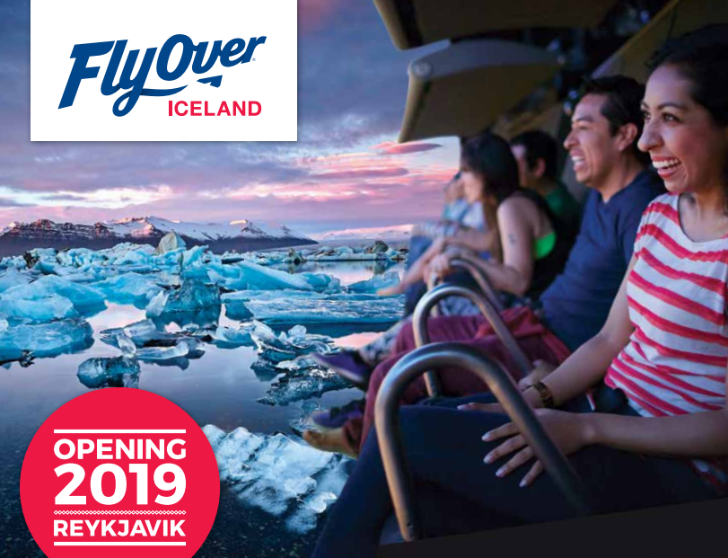FlyOver Iceland - coming in 2019